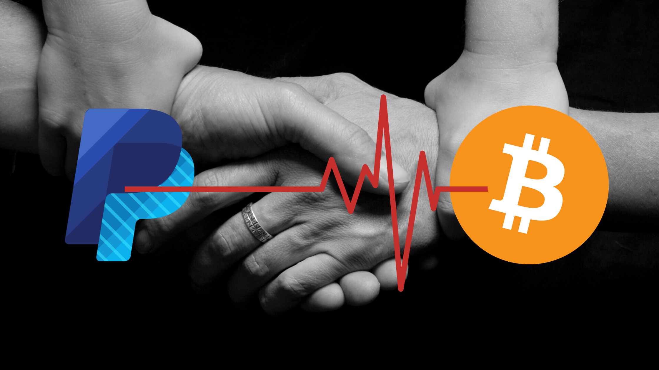 History repeats? PayPal revisits the idea of getting crypto in